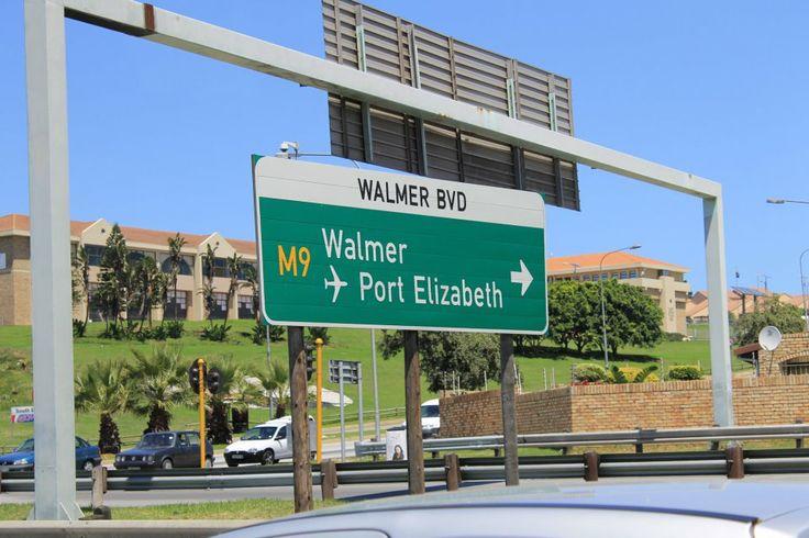 Port Elizabeth - South Africa - February 2012
