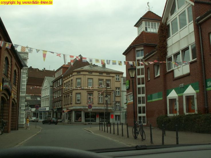 Innenstadt von Cuxhaven
