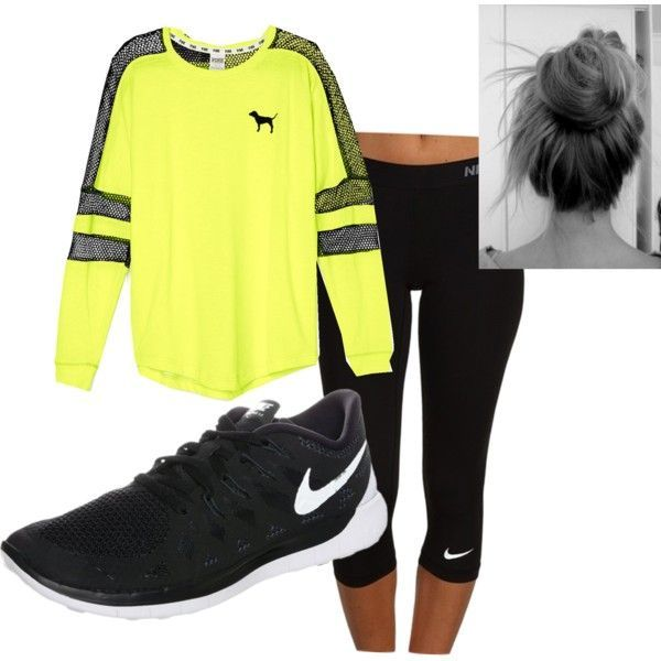 Long car ride??? by jala-miller on Polyvore featuring polyvore, fashion, style and NIKE