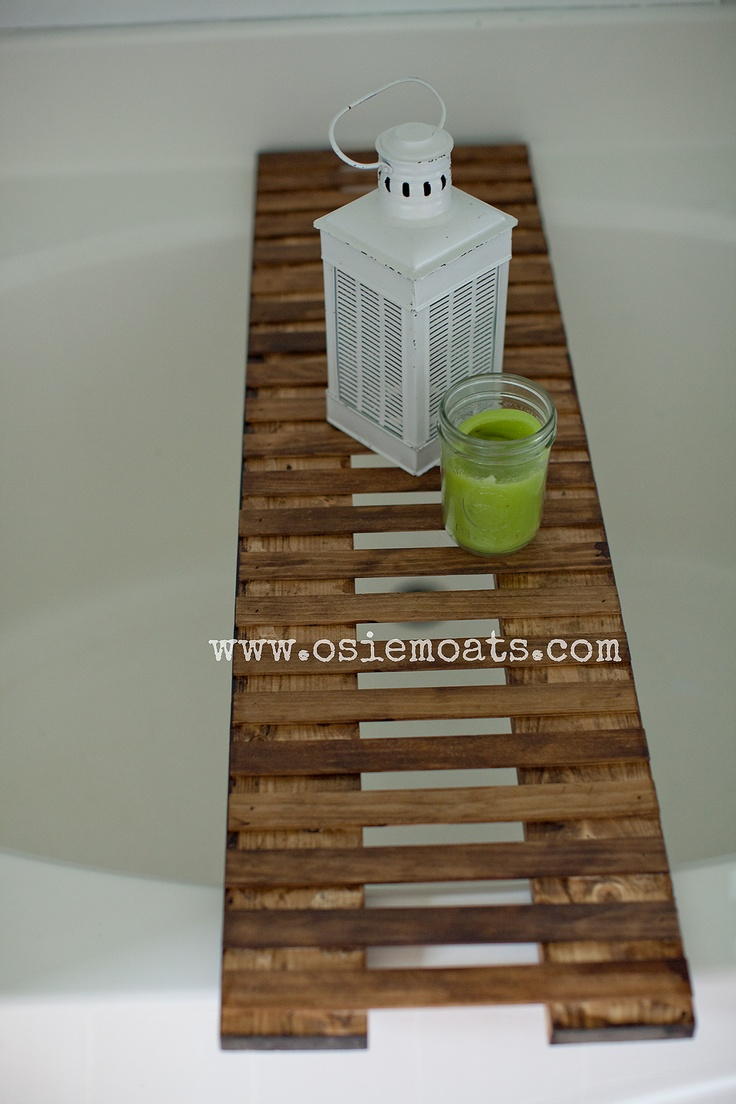 Osiemoats Diy Bath Caddy Home Deco Ideas Bathroom