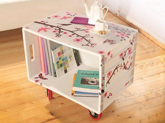 Como hacer una caja para guardar toallas sanitarias - Como hacer una caja ...