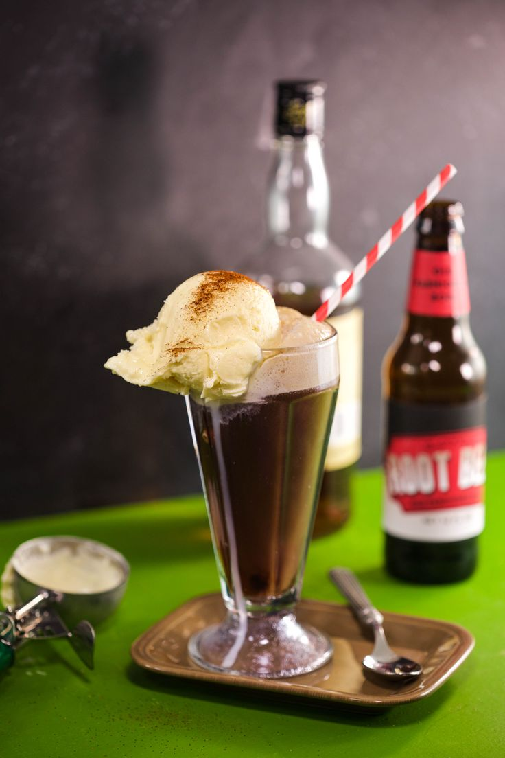 A boozy root beer float you MUST try! This