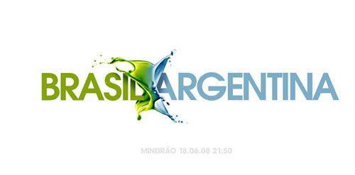 Brazil Vs. Argentina « Logo Faves | Logo Inspiration Gallery