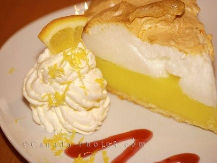 Lemon pie (receta super facil, y riquisima) - Taringa!