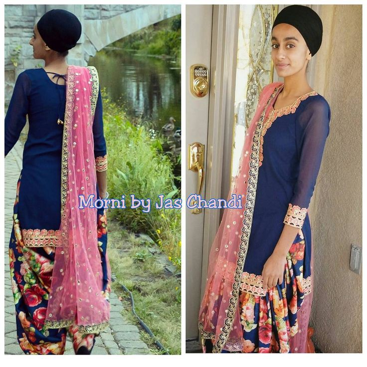 """I am in love this suit! Especially the dupatta! My client graces it even better! #morni #jaschandi #desibrides #desibridediaries #indianbride…"""