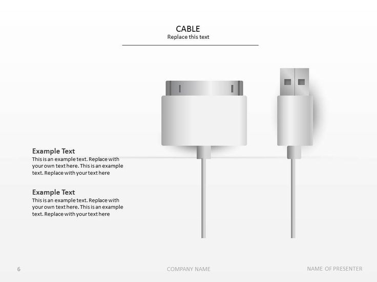 Cable wires #technology #presentationdesign #USB #iphone
