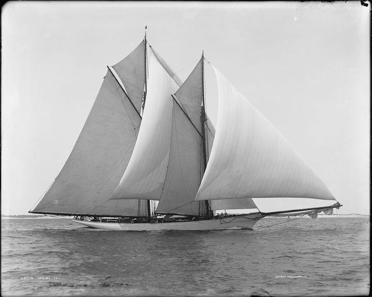 650 Besten Schooner Yacht Bilder Auf Pinterest