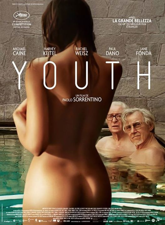 The first poster for Paolo Sorrentinos Youth.