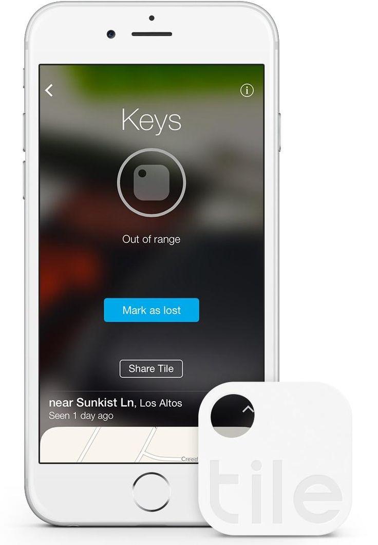 AmazonSmile: Tile (Gen 2) - Phone Finder. Key Finder. Item Finder - 4 Pack - Save 30%: GPS & Navigation