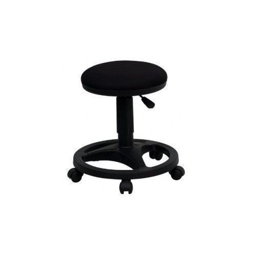 Medical Office Stool Lab Chair Drafting Desk Foot Ring