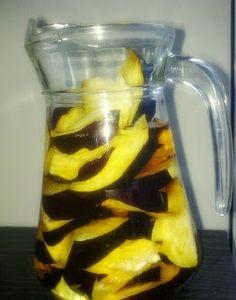 Água de berinjela e limão faz você emagrecer e perder barriga rapidamente | Cura pela Natureza