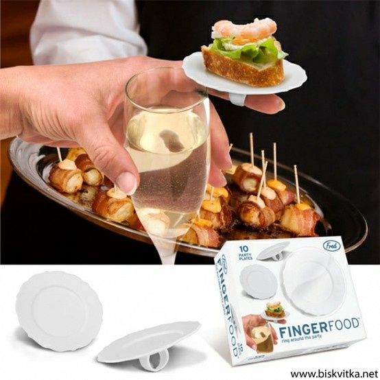 finger food accesorry
