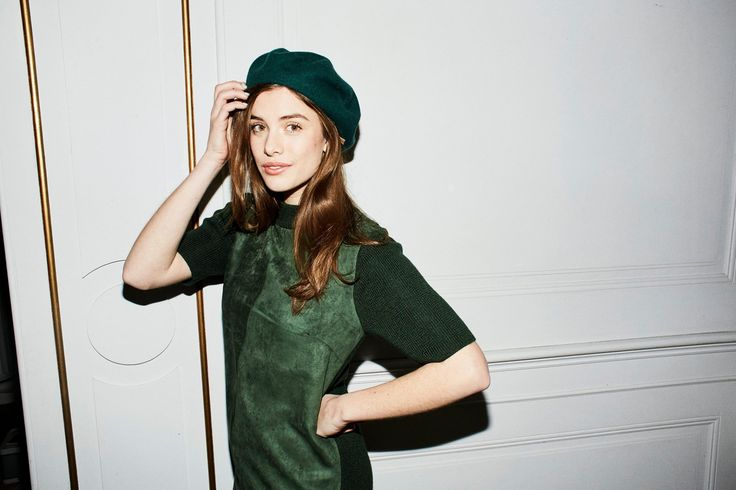 """This green color is our favourite for this Fall season <3 It's called """"Mountain View"""" and we love it!"""
