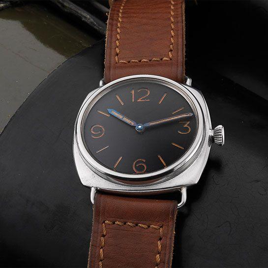 les montres vintage panerai s 39 exposent chez harrod 39 s. Black Bedroom Furniture Sets. Home Design Ideas