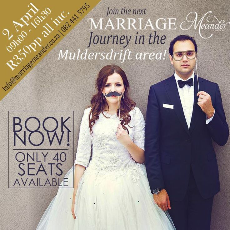 Looking for brides and grooms for our next Journey, meet and decide on all your service providers, caterers, venues, decor, you name it! Only a few seats left for 2nd April, book now!!