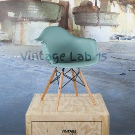 DAW style stoel petrol
