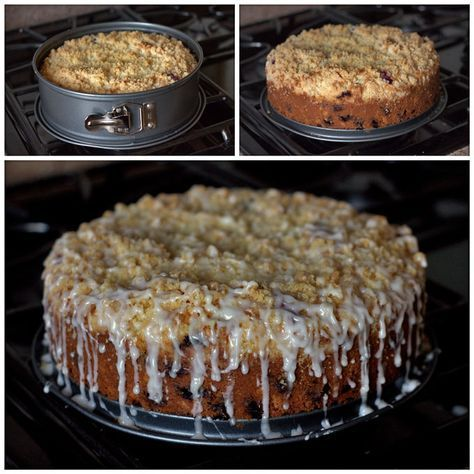 Lemon Blueberry Coffee Cake...love her recipes! I must make this and soon (~_~)