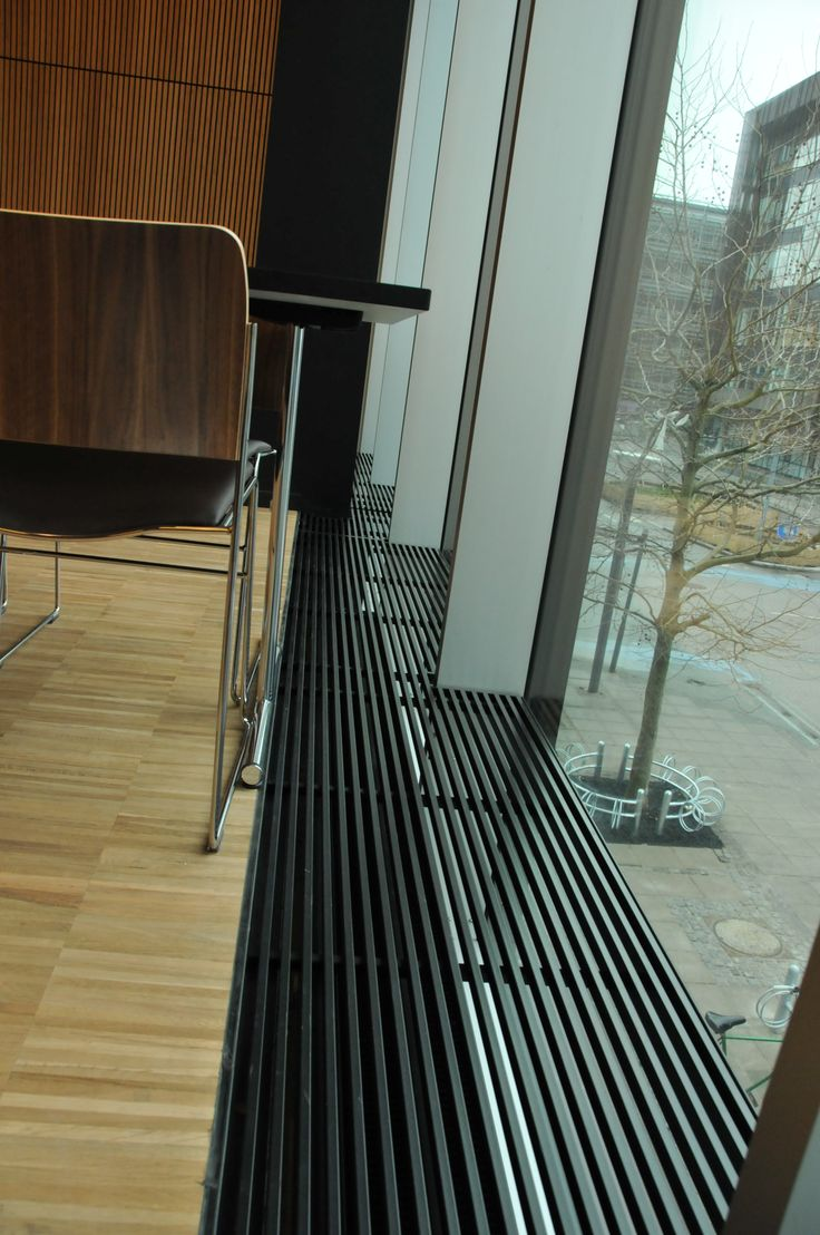 The new Danish science center Experimentarium is now open. The welcoming and vibrant architecture is completed with our ProLine Convection Grilles which creates an unimpeded view of the surroundings.