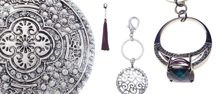Grace Adele clip on accessories  www.bluemomsstyle.graceadele.us