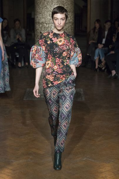Emilia Wickstead Autumn/Winter 2017 Ready-to-wear Collection | British Vogue