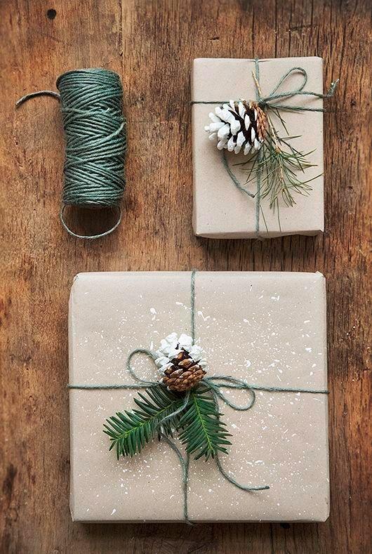 Schön verpackt: DIY Geschenkideen