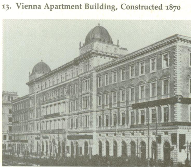 Vienna Park Apartments: 111 Best Vienna-19th/Early 20th Century Urbanization In