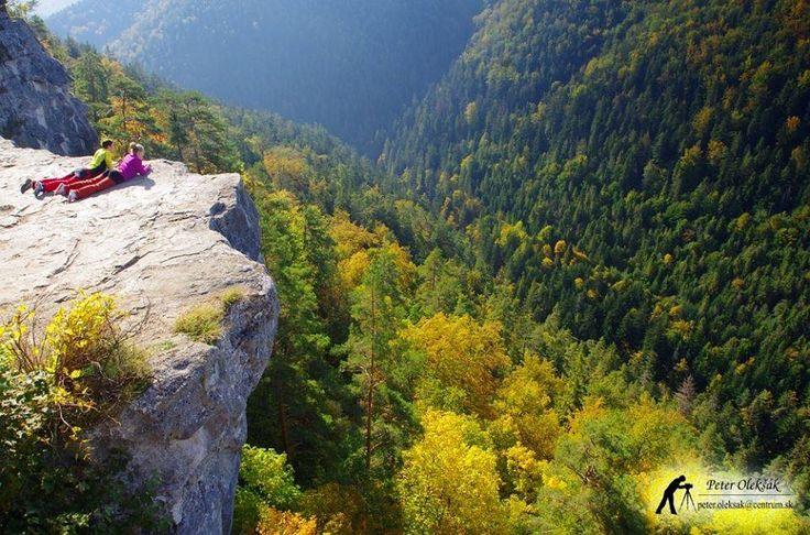 Slovenský raj - Tomášovský výhľad - Slovakia