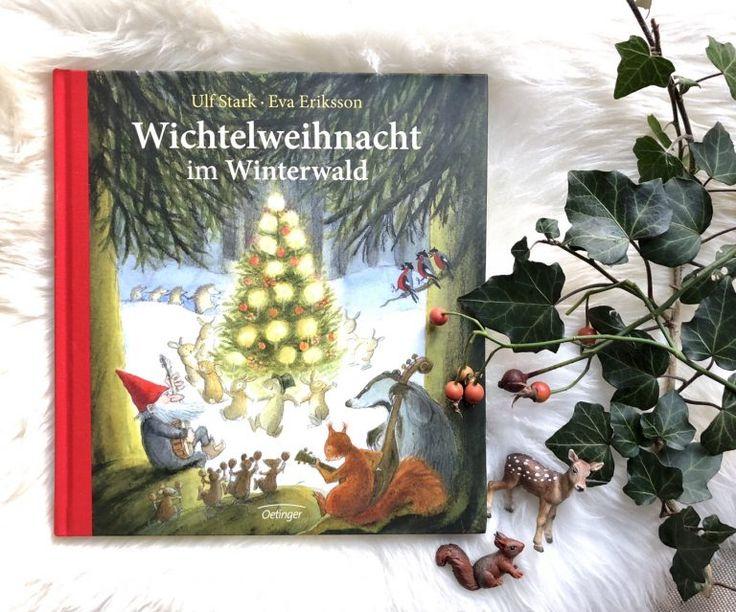 Buchtipp zu Weihnachten: Wichtelweihnacht im Winderwald   berlinmittemom.com