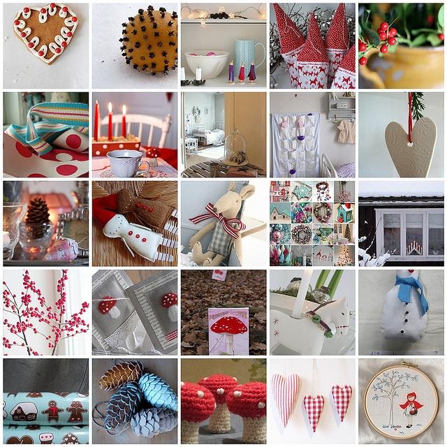 Christmas decorating ideas, danish style