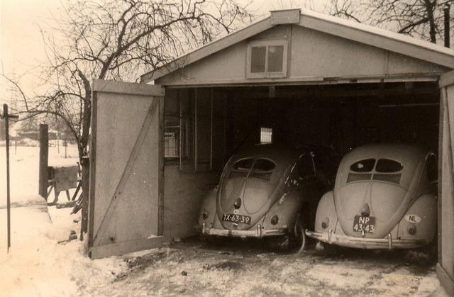 Snug as a Bug in a .......Garage!