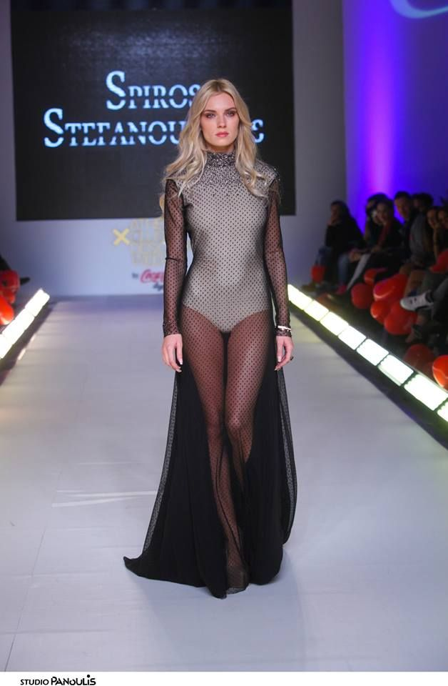 Spiros Stefanoudakis collection at the 16th AXDW by Coca-Cola light