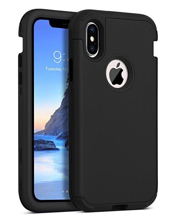 iPhone X Case, iPhone 10 Case, BENTOBEN Thin Heavy Duty Shockproof ...