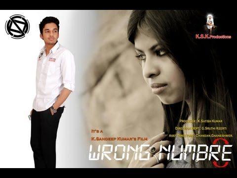 TELUGU SHORT FILMS NET   FUN   LOVE   ACTION   THRILLER   MESSAGE: WRONG NUMBRE (Wrong Number) A telugu Short film fr...
