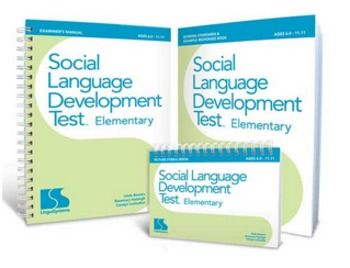 Speech Language Report Template - Social Language Development Test ...