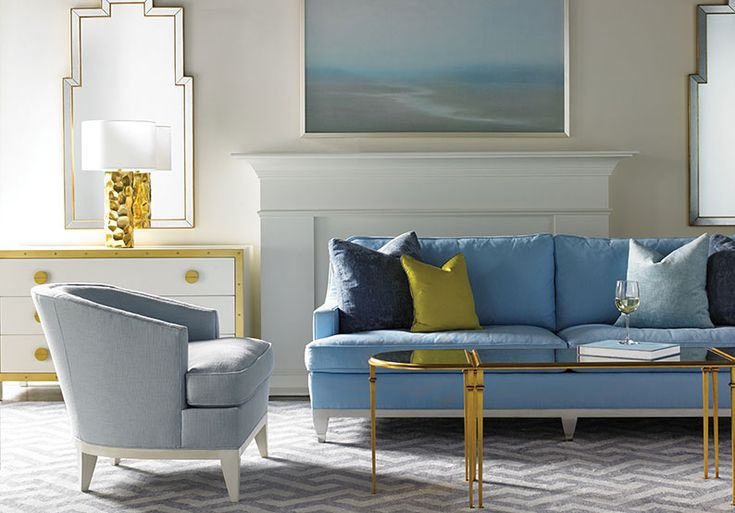 Lillian August Fine Furnishings | Lillian August | Living ...