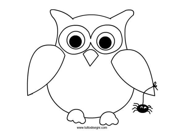 retro owl coloring pages | 543 best images about OWL TEMPLATES on Pinterest | Owl ...