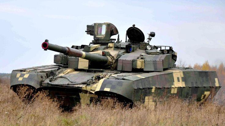 Oplot M, tank, Armed Forces of Ukraine