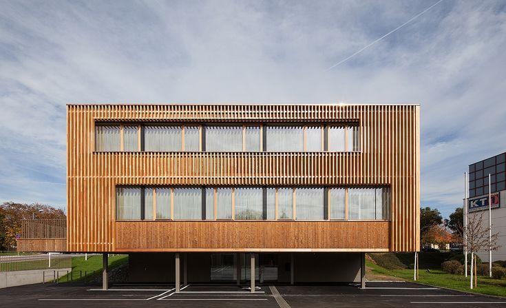 Gallery - Sparkasse Bank / Dietger Wissounig Architekten - 7