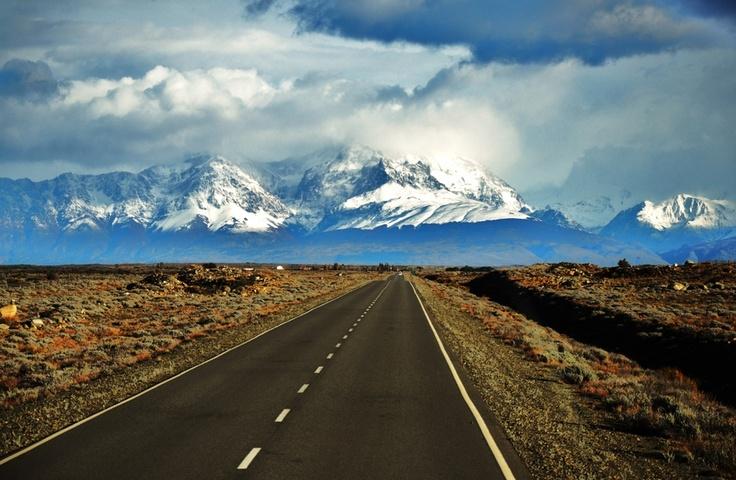Rutas argentinas hasta el fin...