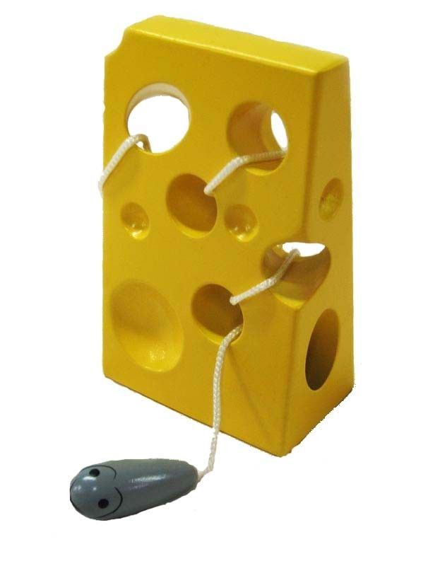 Fun Factory - Wooden Lacing Cheese