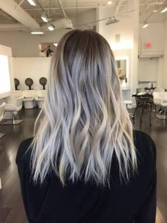 ash blonde with highlights - Google Search