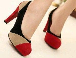 Pilih modelnya, kami buatkan sepatunya, itulah keunggulan grosir sepatu wanita HandCollection Store. Dapatkan sepatu handmade berkualitas di sini. Ini contoh sepatu High Heels yang bisa kami buat >>> Kode Sepatu: KV-H19 >>> Bahan, Warna, Tinggi dan Bentuk Hak bisa diubah sesuai permintaan pembeli selama bahan baku tersedia.