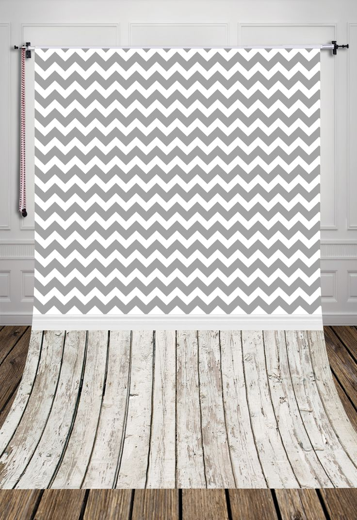 >> Click to Buy << HUAYI  Grey chevron and wood floor Photography art fabric Backdrop D038 #Affiliate