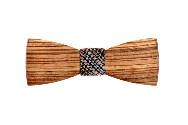Stelio Fliege aus Holz