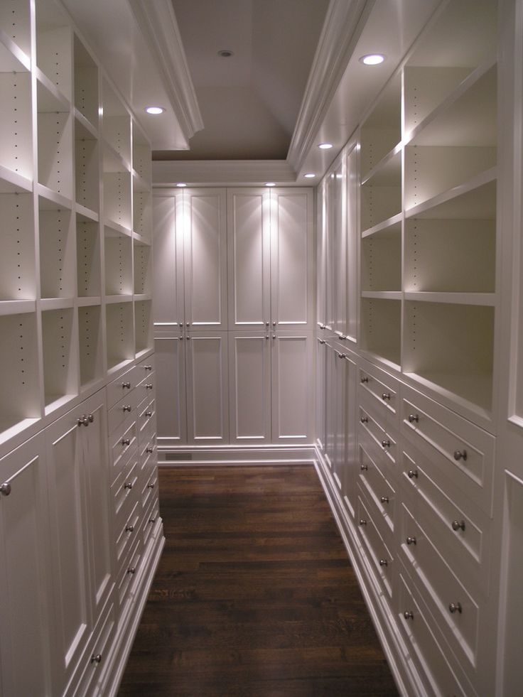 148 best custom built ins images on pinterest home ideas for Pictures of master bedroom closets