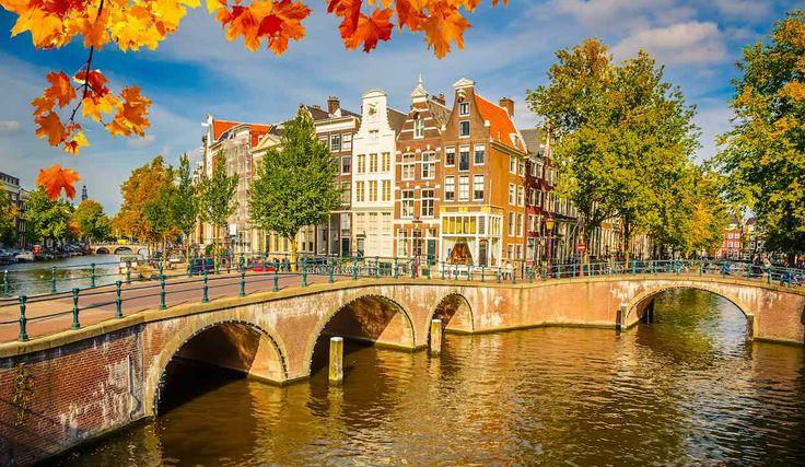 Amsterdam, perfetta alchimia d'autunno