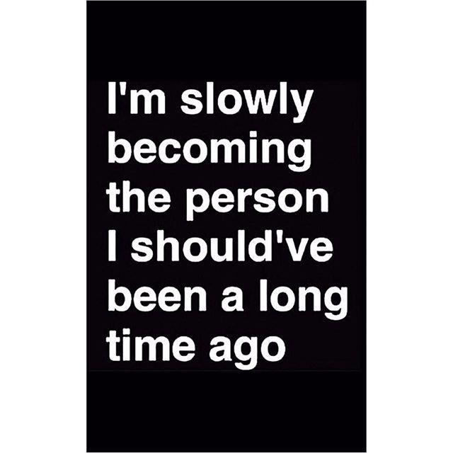 #SlowlyButSurely