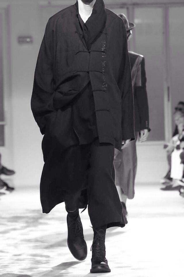 Visions of the Future: Yohji Yamamoto SS15