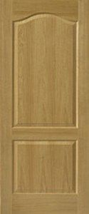 Turmeric Oak Internal Door #oakdoors