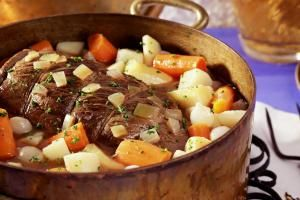 Yankee Pot Roast - Spencer Jones/Photolibrary/Getty Images